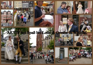 Collage Lotte&Goethe