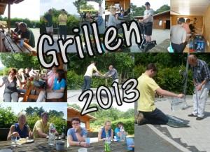 Grillen 6.07.2013